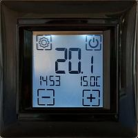 Терморегулятор SDF-421H программируемый, фото 1