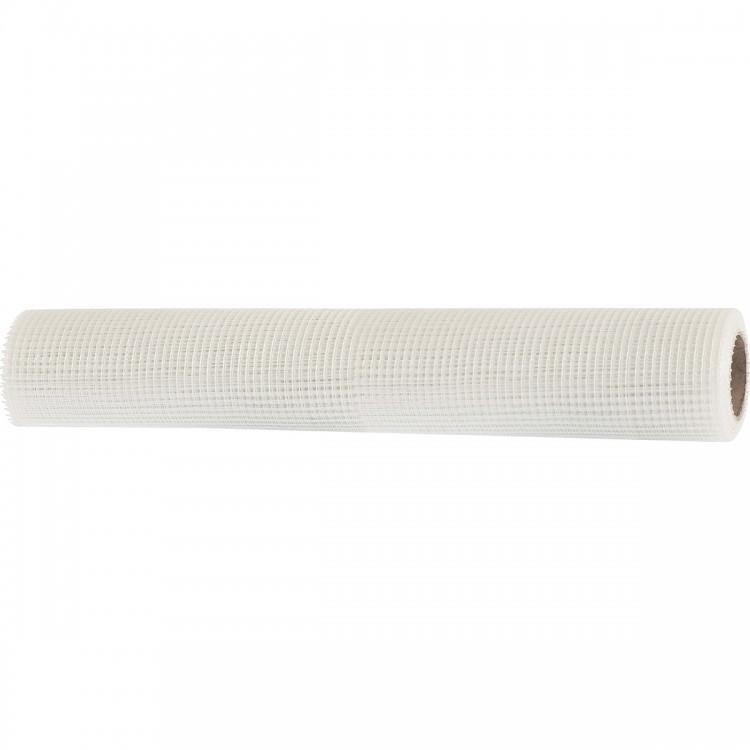 Сетка стеклотканевая штукатурная (5х5 мм), 1000 мм х 10 м Matrix