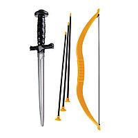 "Набор оружия ""Забияка"" меч, лук, 3 стрелы"