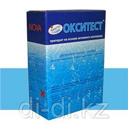 Окситест-Нова 1,5кг короб., бесхлорное ср-во дезинфекции и борьбы с водорослями