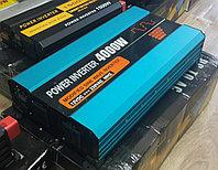 Инвертор преобразователь напряжения 12 220 4000 Вт Smart, фото 1