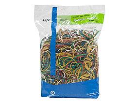 Резинки для денег 1000 гр, цветные