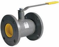 Кран LD шаровой стальной фланцевый DN20 РN40 КШ.Ц.Ф.