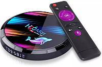 Android Tv BOX приставка H96 Max X3 4ГБ ОЗЦ / 32 ГБ память