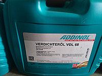 Компрессорное масло ADDINOL Verdichteröl VDL 68 ISO VG 68