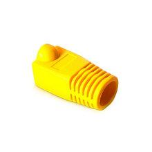 SHIP S904-Yellow Бут (Колпачок) для защиты кабеля Cat. 6a, UTP, Жёлтый
