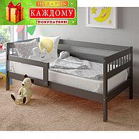 Детская кровать Pituso Hanna Графит, фото 1