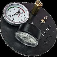 Крышка беларусский автоклав с термометром