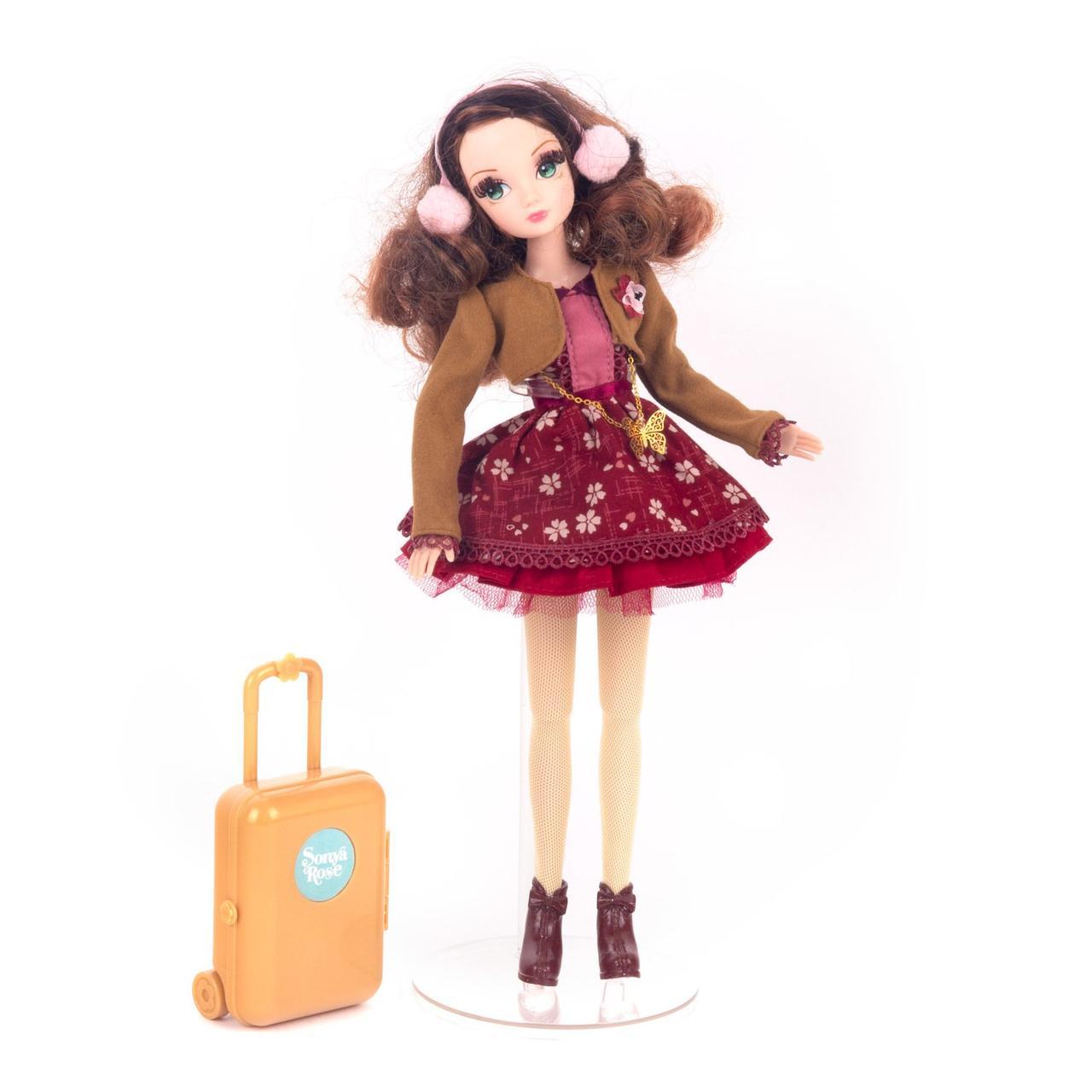"""Кукла Sonya Rose, серия """"Daily collection"""" Путешествие в Японию (Gulliver, Россия) - фото 2"""