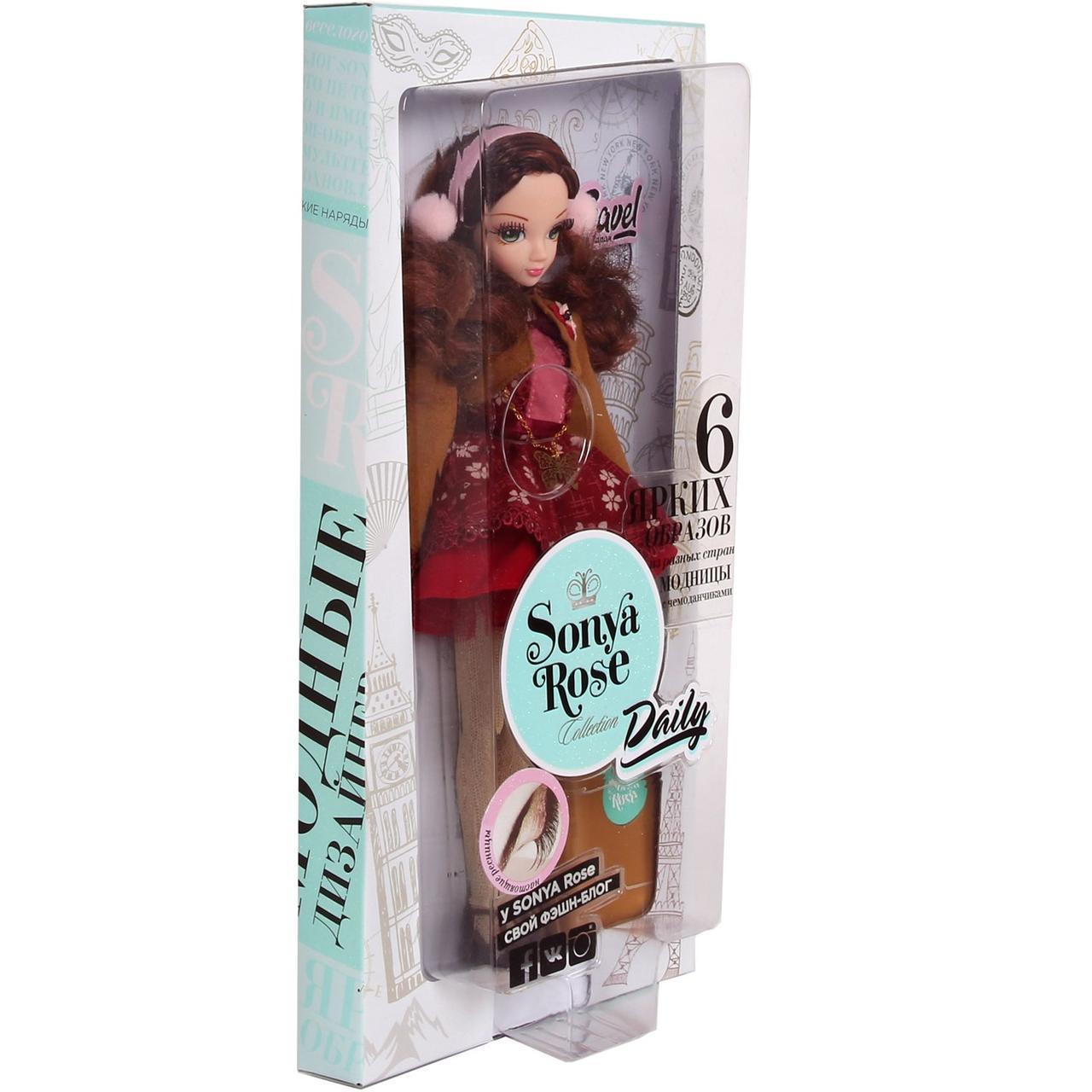 """Кукла Sonya Rose, серия """"Daily collection"""" Путешествие в Японию (Gulliver, Россия) - фото 4"""