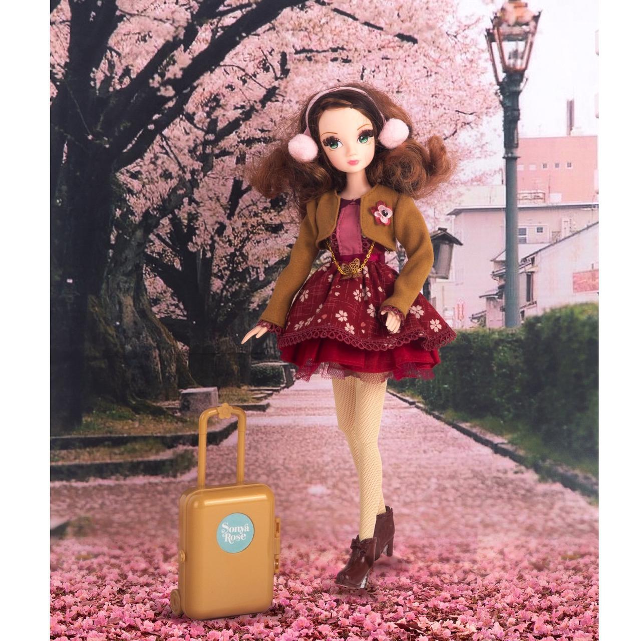 """Кукла Sonya Rose, серия """"Daily collection"""" Путешествие в Японию (Gulliver, Россия) - фото 1"""