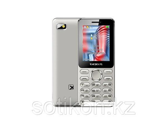Мобильный телефон Texet TM-212 серый, фото 2