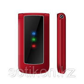 Мобильный телефон Texet TM-317 красный
