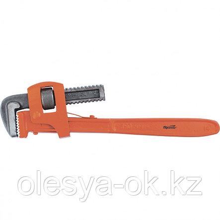 Ключ трубный Stillson, 3,3 х 457 мм. SPARTA 157685, фото 2