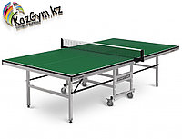 Теннисный стол Start Line Leader 22 мм, GREEN (без сетки), фото 1