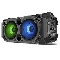 SVEN PS-550, черный, акустическая система 36W, Bluetooth, FM, USB, microSD, LED-display, 2000mA*h /