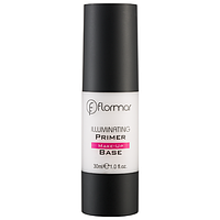 Праймер PRETTY BY FLOLMAR ILLUMINATING PRIMER, 30 мл