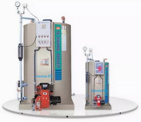 Паровой газовый котел Sekwang Boiler SEK 100, фото 2
