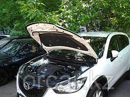 Амортизаторы (упоры) капота для Mazda cx5 (2011-)