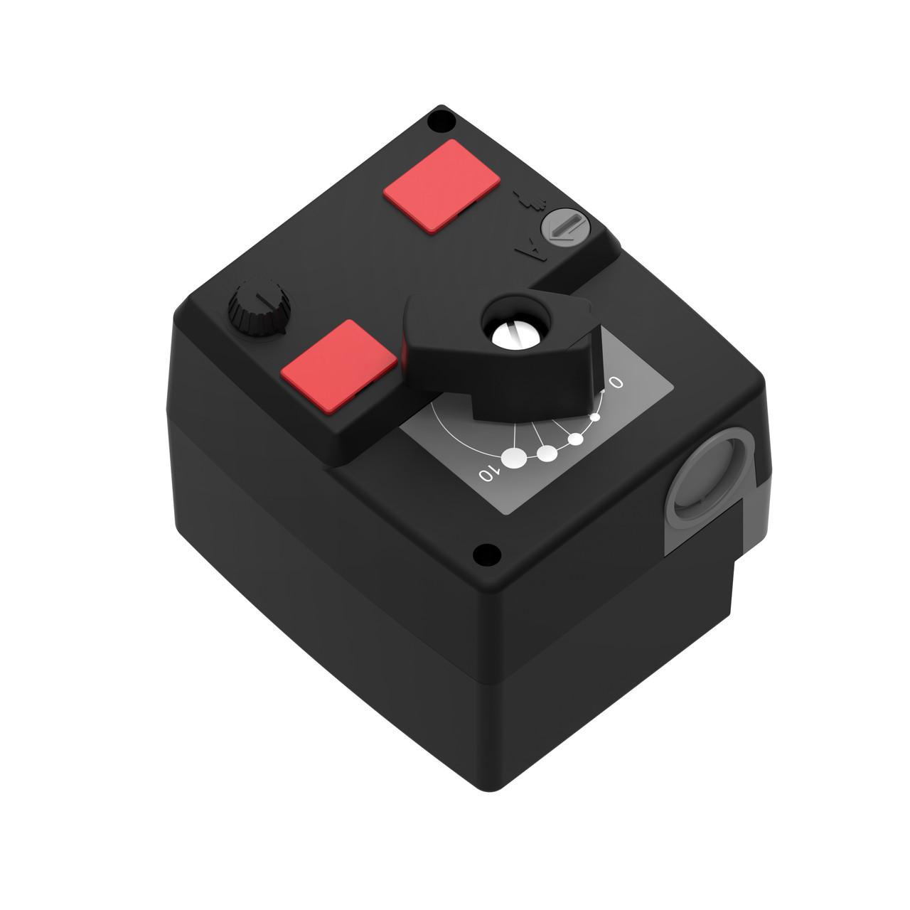 Привод с электронным термостатом Meibes M66341.33