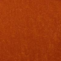 Ворсовая ткань 'Плюш оранжевый 24', ширина 160 см (комплект из 90 шт.)