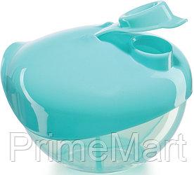 Контейнер-дозатор для сухих смесей Happy Baby Powdered Milk Container Blue