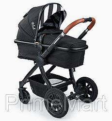 Коляска-трансформер Happy Baby Mommer Black