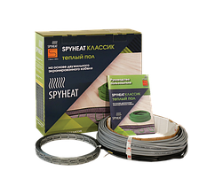 Нагревательный кабель SPYHEAT Классик 20вт/пог/м