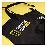 Фартуки для общепита, кофеен с логотипом