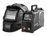 Инверторный сварочный аппарат СВАРОГ REAL SMART ARC 200 BLACK (Z28303) JASIC