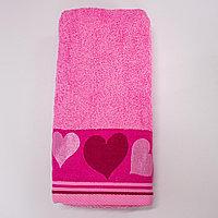 Полотенце 70х140 GRANCE ALTINBASAK - Розовый