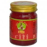 Бальзам обезболивающий  красный тайский Beelle, 50 гр