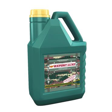 Жидкость гидрофобизирующая (гидрофобизатор) Wepost Luxe 5 л СТО 116-32478306-2014, фото 2