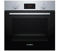 Духовой шкаф Bosch HBF114ES1R серебристый