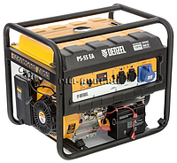 9468743 Генератор бензиновый Denzel PS 55 EA коннектор автоматики 5-PIN