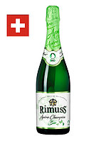 Шампанское безалкогольное Rimuss Apéro Champion Bio, белое, полусладкое 0,75л