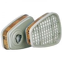 3M 6051 Фильтр для защиты от газов и паров, А1