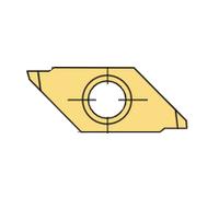 TKFT16RN6001 пластина резьбовая твердосплавная, неполный профиль 60°
