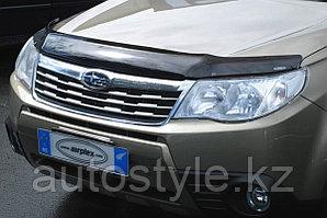 Дефлектор капота Subaru Forester 2008г+ AirPlex