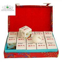 Пилюли для печени Ху Ган 15 пилюль в коробке