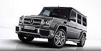 Mercedes-Benz G-Class W463 (GE...