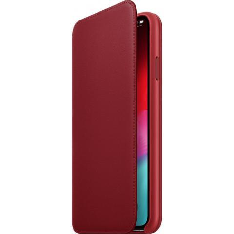 IPhone XS Max Leather Folio - (PRODUCT)RED, Model - фото 2