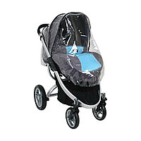 Valco Baby Дождевик Valco baby Raincover Rebel Q & Zee Spark & Snap 4 Ultra - Rebel Q & Zee Spark
