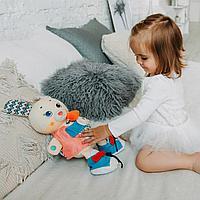 Развивающая игрушка Помощник Зайка (Happy Snail, Франция)