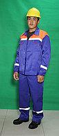Костюм рабочий летний ЛИДЕР (куртка + полукомбинезон), фото 1