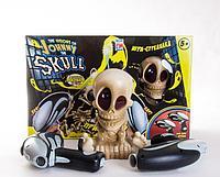 Johnny the skull Тир проекционный Джонни-Черепок с 2-мя бластерами -