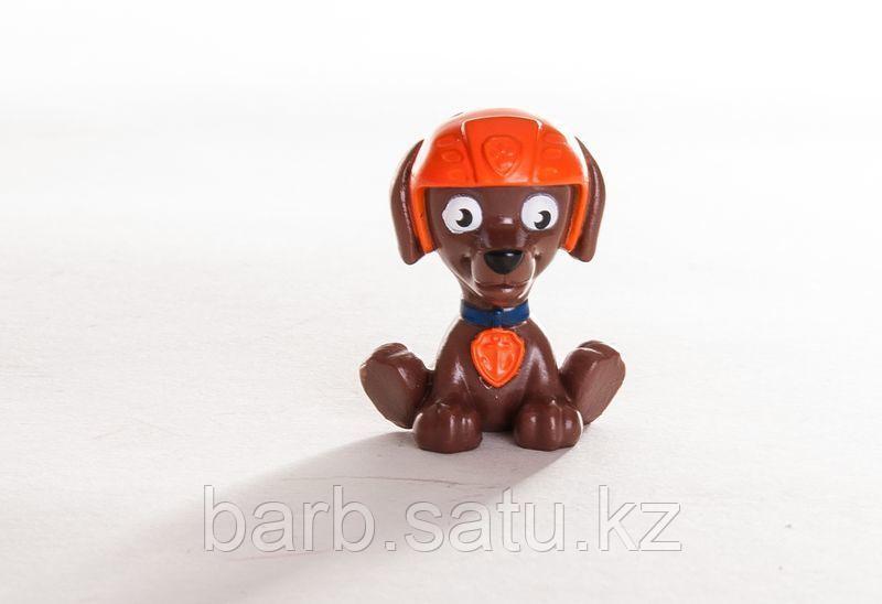 Paw Patrol Paw Patrol Щенячий патруль Минифигурка щенка в мягкой упаковке (в ассортименте) - - фото 5