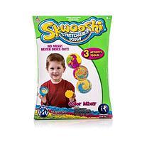 Skwooshi Набор для смешивания цветов  Skwooshi - масса для лепки и аксессуары -