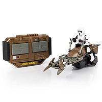 Star Wars Игрушка Air Hogs Скоростной байк (Звёздные войны) -