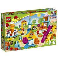 LEGO Игрушка LEGO Дупло Большой парк аттракционов -